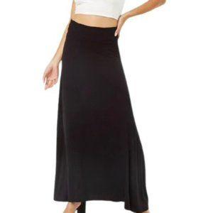 ♦️  Forever 21 Maxi Skirt | Size 28